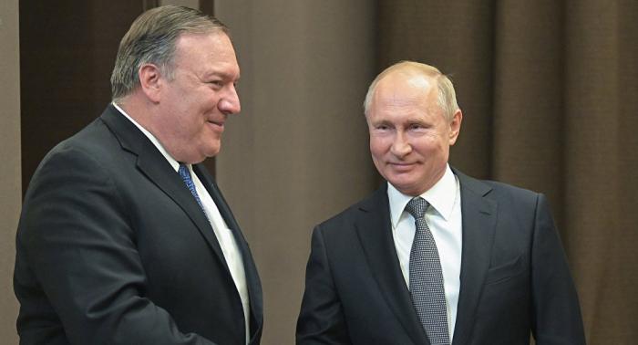 مساعد الرئيس الروسي: بوتين يبحث مع بومبيو كوريا الشمالية