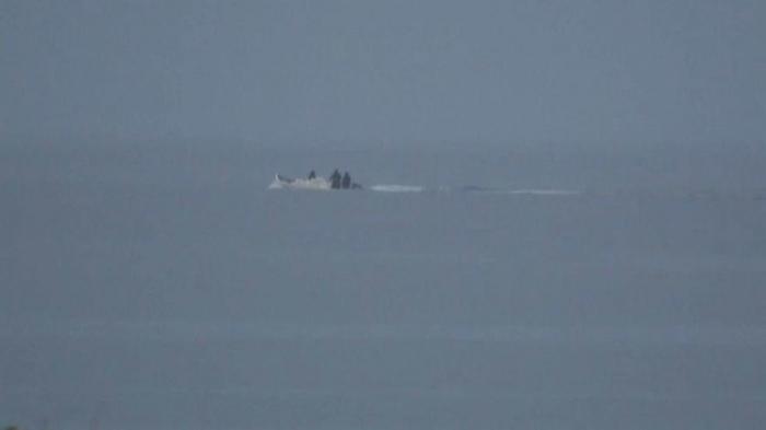 La Marina marroquí rescata a 169 subsaharianos en aguas del Mediterráneo