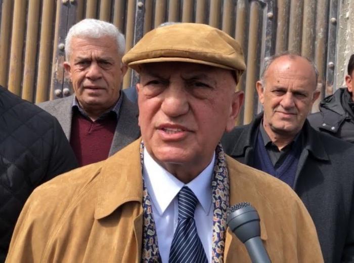 Əli İnsanov separatçı erməni ideoloqu rolunda