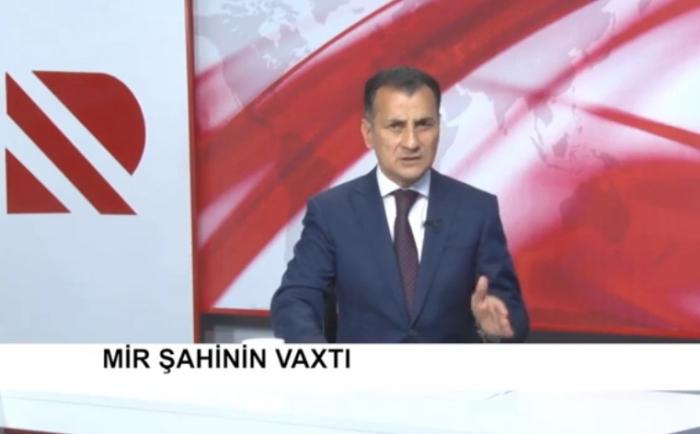 Mirşahin Sevinc Osmanqızı ilə bağlı yeni faktlar açıqladı – VİDEO