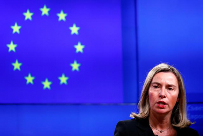 EU supports Iran nuclear deal, wants to avoid escalation: Mogherini