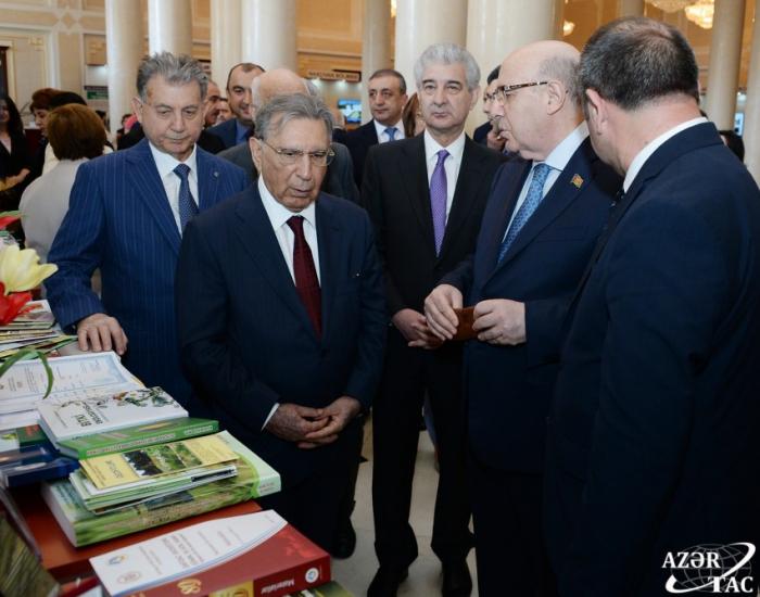 Azerbaijan National Academy of Sciences hosts annual meeting