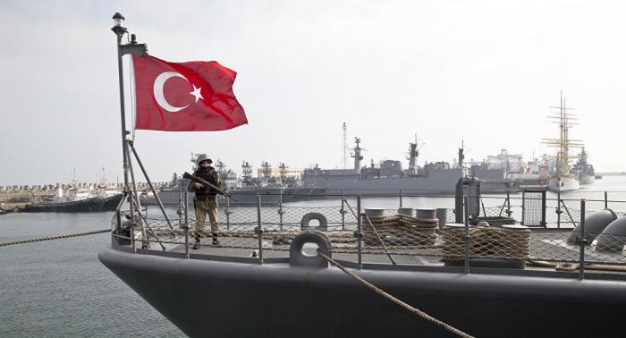 Turquía da comienzo a las mayores maniobras navales de su historia