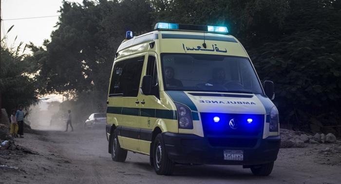 Una bomba explota durante el paso de un bus turístico en Egipto