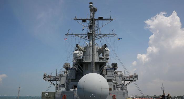 Cuatro países envían más de 3.000 militares para un ejercicio naval en el Pacífico occidental