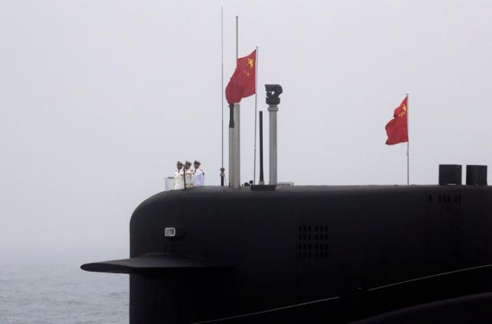 Pentagon warns on risk of Chinese submarines in Arctic