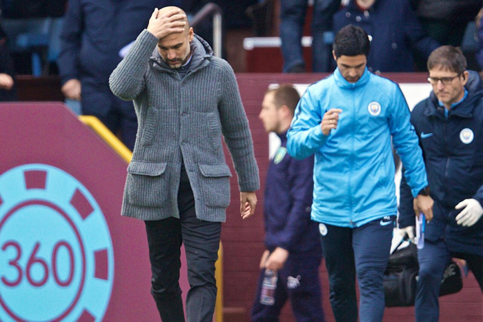 Die UEFA droht Manchester City mit dem Ausschluss aus der Champions League