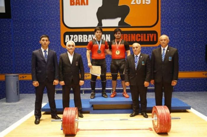 Naxçıvanlı atlet qızıl medal qazanıb