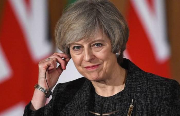 Brexit:   Theresa May ne signera pas d