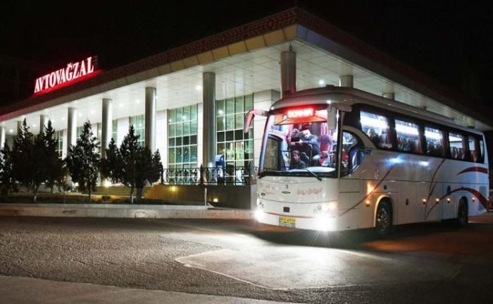Finala görə Tbilisidən Bakıya avtobusların sayı artırılır