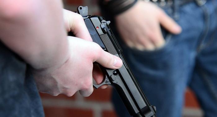 Detienen en una escuela rusa a un joven armado con una pistola