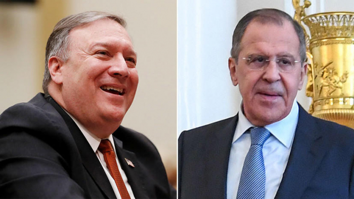 Meeting between Lavrov, US secretary of state Pompeo in May is possible