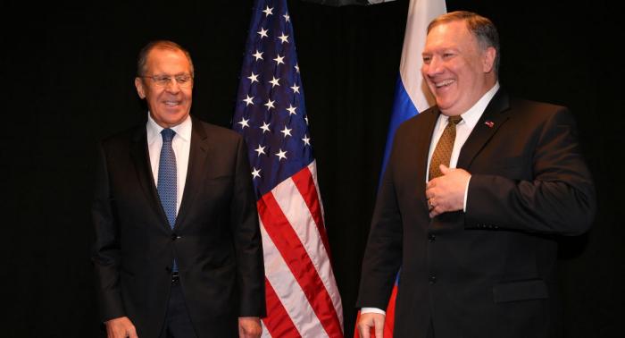 Putin y Lavrov esperan examinar con Pompeo todos los temas pendientes
