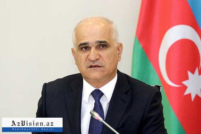 """""""Əfqanıstanla ticarət dövriyyəsi 46% artıb"""" - Nazir"""