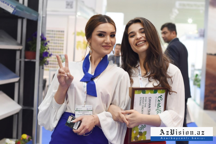 Les Salons internationaux « World Food Azerbaïdjan -2019 et «Caspian Agro-2019»   en IMAGES