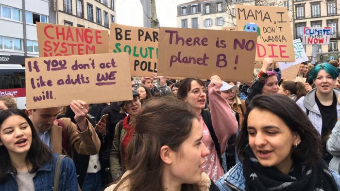 Nouvel appel à une «grève mondiale pour le climat» ce vendredi