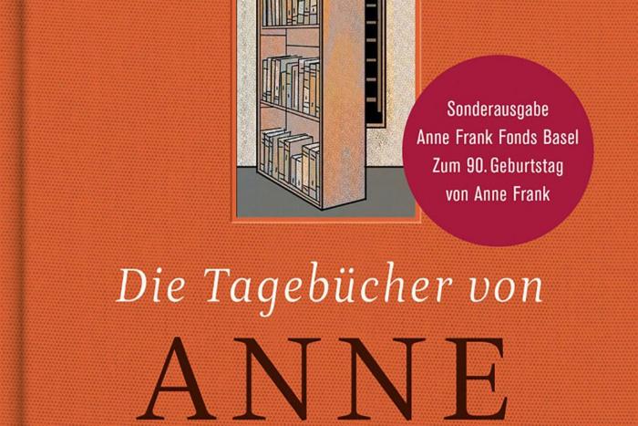 Anne Franks Tagebuch erscheint erstmals in der originalen Vollversion