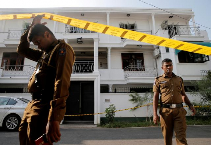 Embassy: 4 Chinese scientists confirmed dead after multiple bombings in Sri Lanka