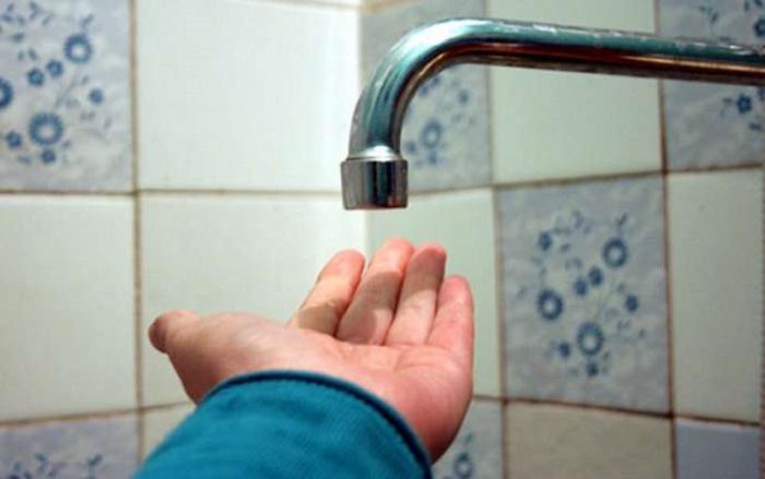 Nəsimi rayonunda su olmayacaq