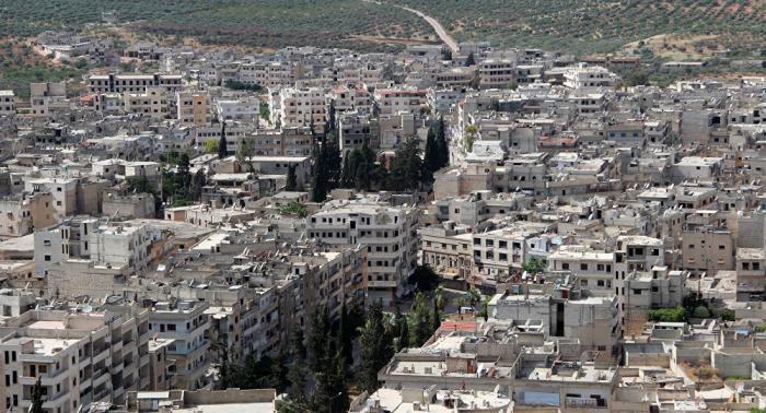 Syrie:   10 civils tués par une roquette sur un camp de réfugiés
