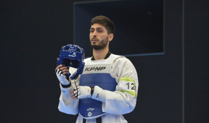 Azerbaijan`s Harchegani crowned world taekwondo champion for the second time