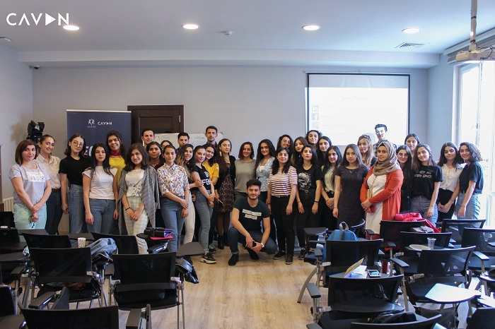 """TechLab"" project realized with support of Azerbaijan Youth Foundation -   PHOTOS"