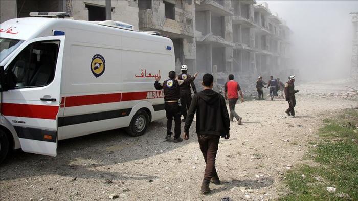 Syrie:   Attentat terroriste à Al-Bab