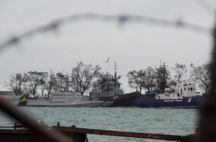Rusiya ukraynalı dənizçiləri azad etmək istəmir