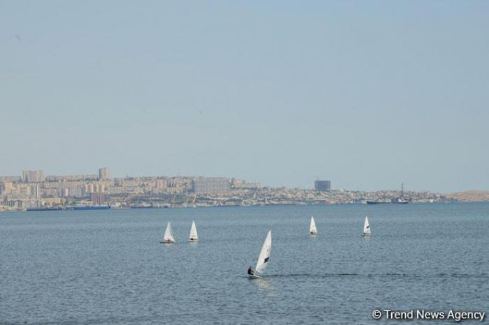 Yacht racing dedicated to 96th anniversary of Azerbaijan's national leader Heydar Aliyev underway in Baku