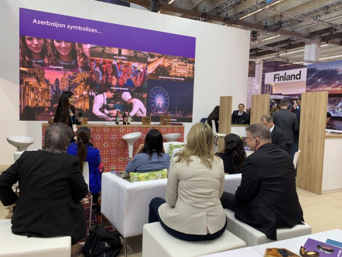 Aserbaidschans Geschäftstourismus wird in Deutschland gefördert
