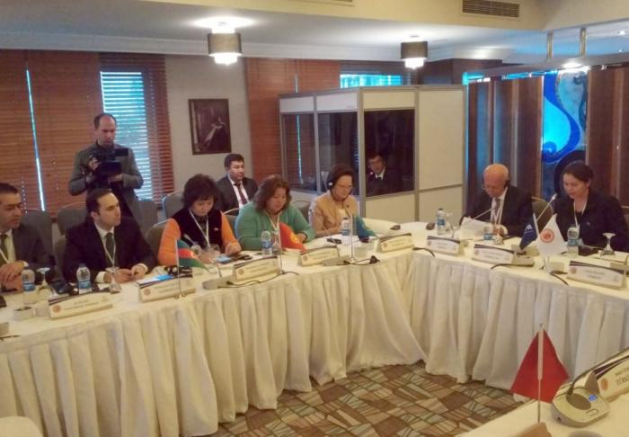 La reunión de la comisión TÜRKPA se celebra en Ankara