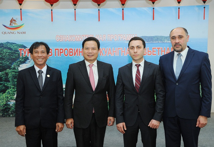 Vyetnamla turist mübadiləsi müzakirə edilib