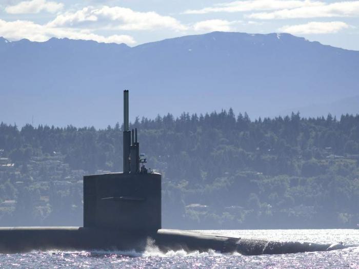 US sailors made
