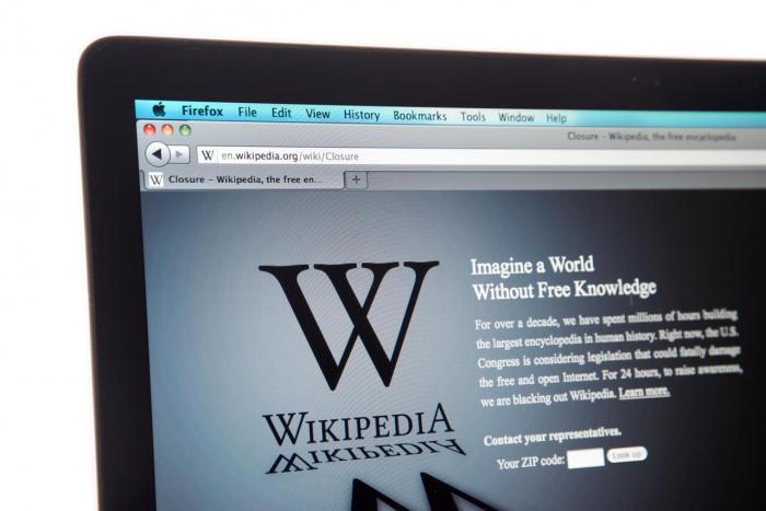 China blockiert alle Sprachversionen von Wikipedia