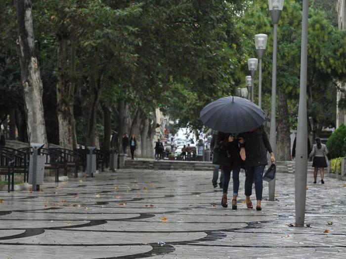 Sabah şimşək çaxacaq, yağış yağacaq