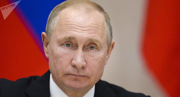 الرئيس اليمني يتلقى رسالة من بوتين