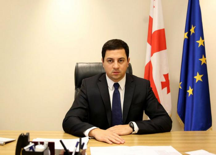 Le Parlement géorgien élit son nouveau président