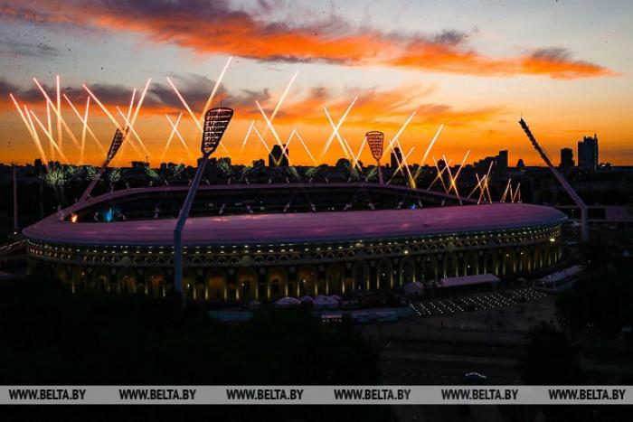 II Avropa Oyunlarının bağlanış mərasimi - FOTOLAR