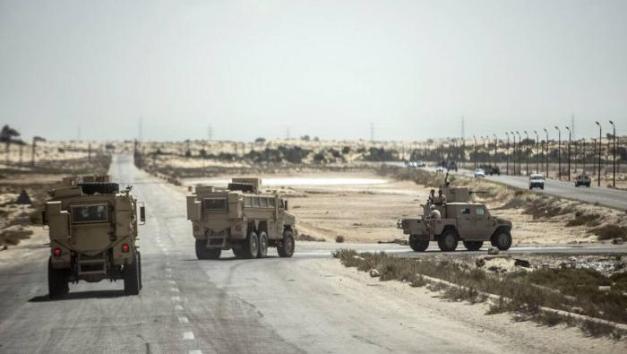 Egypte:   huit djihadistes présumés tués au Sinaï