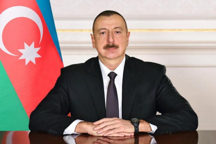 Ilham Aliyev a félicité Vladimir Poutine