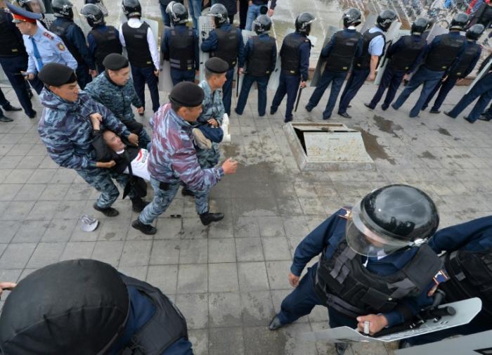 Poursuite du mouvement de contestation au Kazakhstan