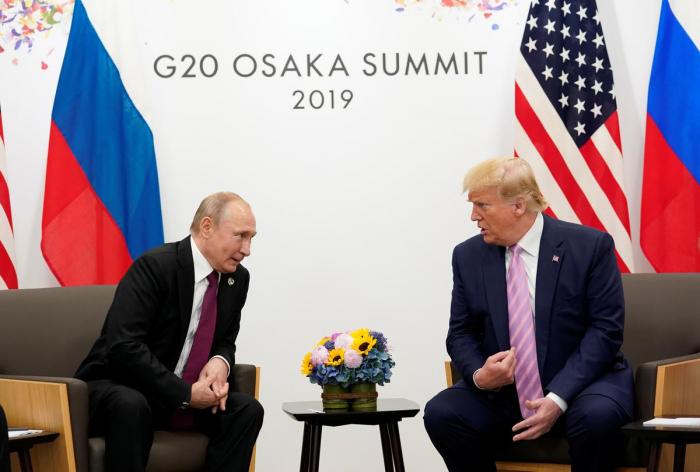 Trump to Putin: Don