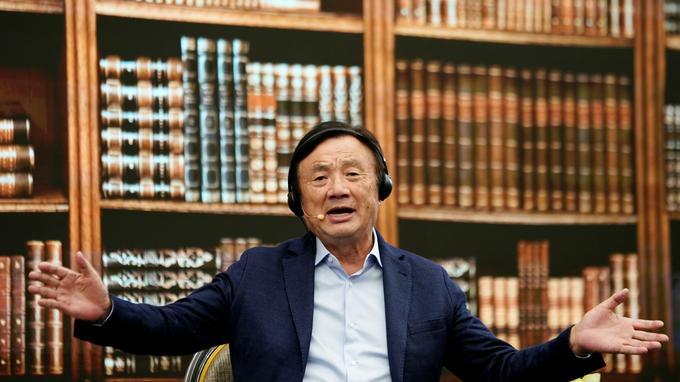 Les ventes de smartphones Huawei chutent de 40% à l