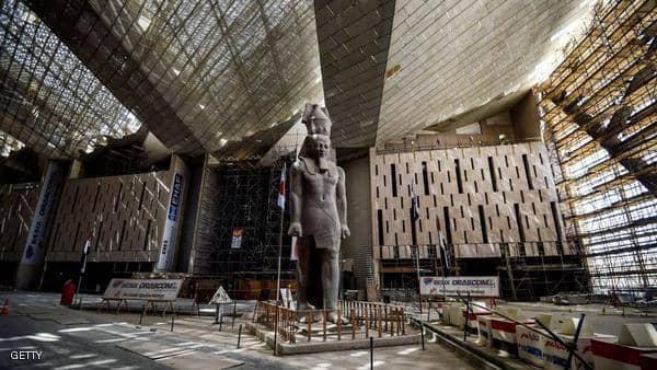 """بعد 17 سنة.. مصر تعلن موعدا جديدا لافتتاح """"المتحف الكبير"""""""