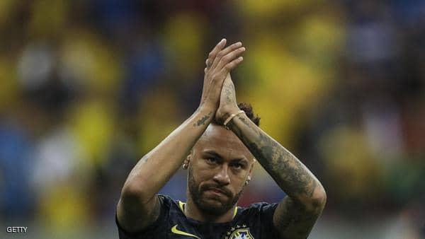 """نيمار """"يريد الاعتذار علنا"""" لجماهير برشلونة"""