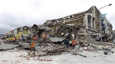 زلزال عنيف قرب سواحل نيوزيلندا.. وتحذير من تسونامي