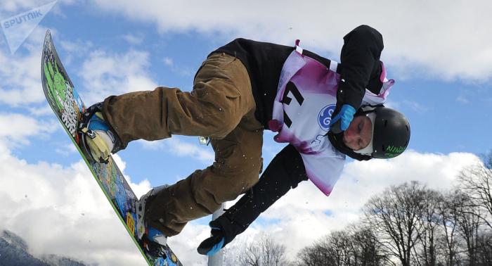 Un champion russe de snowboard tué par balle aux USA