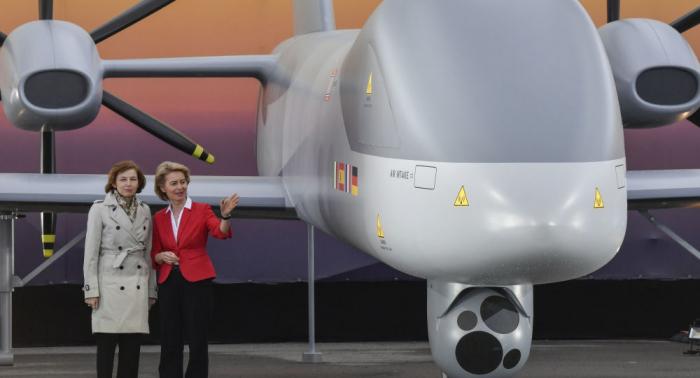 L'Europe s'apprête à lancer son propre drone de surveillance vers 2024