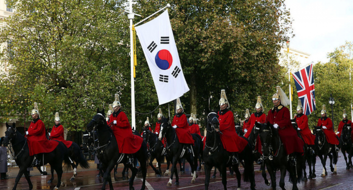 United Kingdom and South Korea strike agreement for Post-Brexit trade