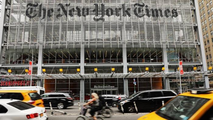 Le New York Times renonce aux dessins politiques, après une polémique